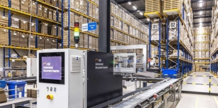 Arvato neemt magazijnautomatisering van Inther Group in gebruik