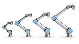 Intussen heeft Universal Robots wereldwijd zo'n 44.000 cobots in vier verschillende maten geïnstalleerd.
