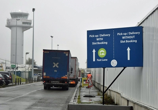 Liege Airport Cargo Handling Services boekt productiviteitswinst met Slot Booking applicatie