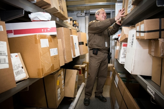 UPS voorspelt retourpiek gezien online shopping record
