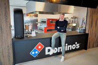 """André ten Wolde, CEO Europe bij Domino's Pizza Enterprises: """"Elk jaar stijgt het aantal nieuwe vestigingen met ongeveer tien procent. In Europa telt Domino's inmiddels zo'n 2.700 vestigingen, waarvan ruim 400 in de Benelux. Daarmee zijn we nog niet eens op een kwart van ons potentieel."""""""
