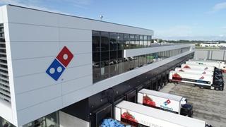 Het nieuwe Europese hoofdkantoor en distributie- en productiecentrum in Nieuwegein tekenen en faciliteren de groeiambities van Domino's.