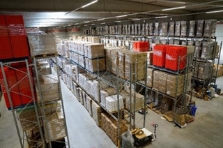 De nieuwbouw in Nieuwegein is met ongeveer 12.000 vierkante meter bijna vijf keer zo groot als het vorige pand.