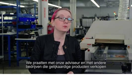 Adafruit Industries screent alle partners én klanten