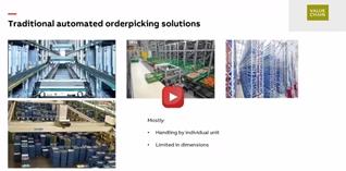 Cases Heemskerk Fresh & Easy: Flexibele en schaalbare robotica oplossingen voor de logistiek van verse voeding