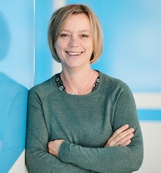 """Nicole De Groot, customer service & logistics manager Benelux bij Mondelēz: """"We gaan nauwgezet na in hoeverre we onze orders op het juiste tijdstip en met de gewenste hoeveelheden aanleveren. Dat vormt voor onze klanten de basis om op voort te bouwen."""""""