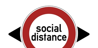Social distancing alarms onder de loep