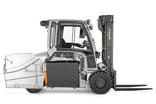 Met de nieuwe RX60 35/50 is het mogelijk vlot te schakelen van loodzuur- naar lithium-ionbatterijen en vice versa.