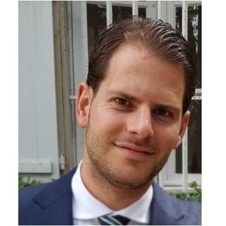 Laurens Verberne, business controller bij ERIKS