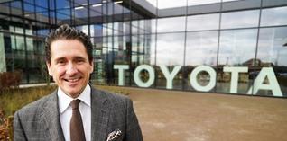 Toyota Material Handling Europe benoemt Ernesto Domínguez tot nieuwe president en CEO