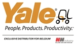 Hilaire Van der Haeghe - Yale Forklifts Belgium