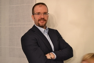 """Sammy Desmet, demand manager bij Maxeda: """"We willen evolueren van een reactieve naar een proactieve aanpak."""""""