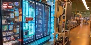 UV-robot van Amazon moet Covid-virus uitschakelen