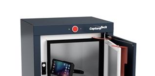 CaptureTech reinigt apparatuur in warehouses met UV-C-licht