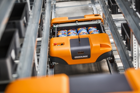 Vanderlande introduceert Homepick voor efficiënt online grocery fulfilment