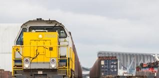 Lineas zet rechtstreekse treinverbinding Antwerpen-Lyon op voor intermodale ladingen