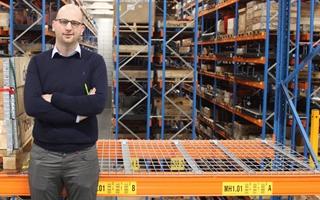 """Wouter Criel, supply chain director bij Dewulf: """"We vertrokken vanuit een analyse van onze flows. De kennis van de supply chain situeerde zich vooral bij de mensen, maar het ontbrak ons op verschillende vlakken aan gestroomlijnde processen."""""""