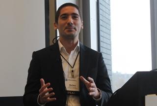 """Matteo Coppola, EMEA S&OP & strategy leader bij Whirlpool Corporation: """"Een samenwerking binnen alle geledingen van de supply chain draagt bij tot een geïntegreerde en gestroomlijnde benadering."""""""