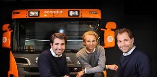 Uber Freight komt in handen van Duitse start-up