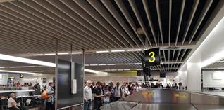 Met bTag Experience houdt passagier koffer in het vizier