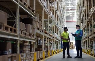 """André Groenendaels: """"Dankzij correcte, realtime transportinformatie kunnen bedrijven de personeelsbezetting in de distributiecentra optimaliseren."""""""