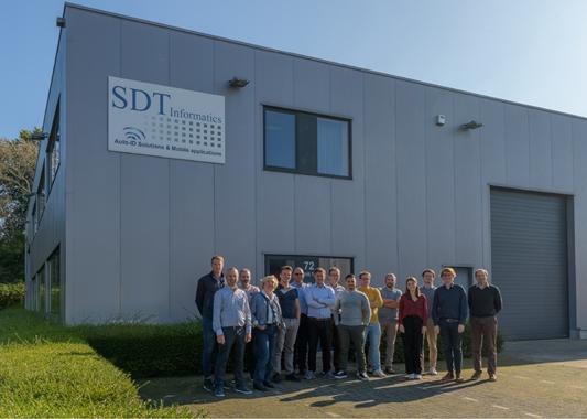 Fusie CaptureTech en SDT Informatics