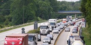 Kosten voor wegvervoer zullen fors stijgen