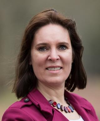 """Sophie Punte, oprichter Smart Freight Centre: """"Een bedrijf dat enkel van de daken schreeuwt dat het naar nul emissie gaat tegen 2050, biedt niet genoeg meerwaarde. Je hebt ook doelstellingen op korte termijn nodig."""""""