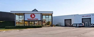 Lammertyn in Ardooie is gespecialiseerd in het ontwerp, de productie en de montage van voornamelijk balustrades