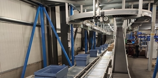 Geknipte oplossing voor efficiëntere logistiek