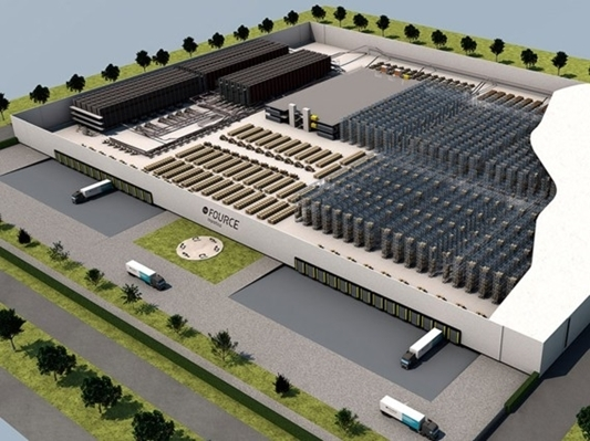 TGW ERECTS INTRALOGISTICS SYSTEM FOR AUTOMOTIVE SPARE PARTS SPECIALIST FOURCE
