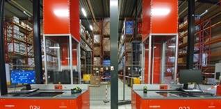 Solar Nederland automatiseert magazijn met Autostore Element Logic