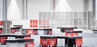 Bergfreunde verhoogt de picking efficiency met meer dan 400% met behulp van AutoStore van Element Logic