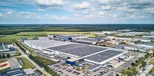 Scania Parts Logistics vaart duurzame koers met binnenvaart