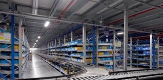 Husqvarna Warehouse