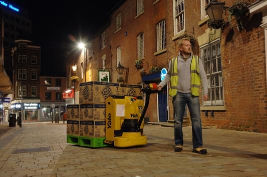 One-stop-shop bij YALE BELGIUM: kopen, huren en service van material handling toestellen