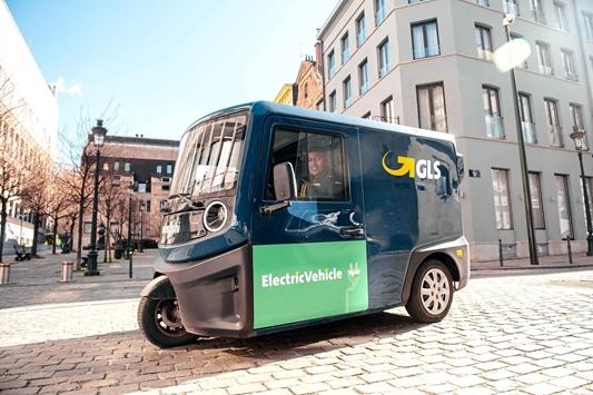 GLS test nieuwe oplossingen voor 'city logistics' in Brussel