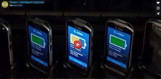 Video: Maak kennis met de nieuwe Intelligent Cabinets van Zebra!