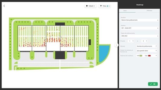 Reflex WMS krijgt functie voor visuele aansturing van logistieke centra