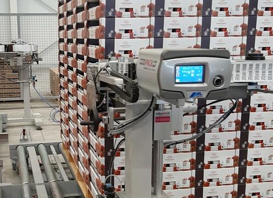 Coöperatie Hoogstraten traceert aardbeien met visie- en RFID-technologie