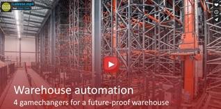 Automatisering: vier game changers voor een toekomstbestendig warehouse