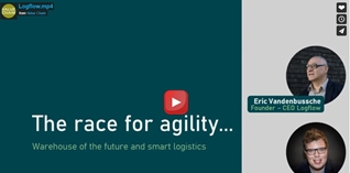 The race for agility: trends in logistieke magazijnautomatisering