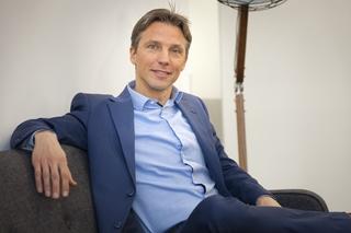 Bram Blondé, business development director bij XPO Logistics