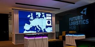 Future Logistics Hub leidt West-Vlaamse kmo's naar Physical Internet