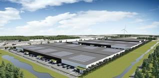 P&O Ferrymasters bouwt warehouse voor havengebonden logistiek in Genk