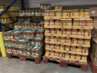 De Antwerpse sauzenproducent groeit sterk op het vlak van export. Manna Foods verdeelt zijn producten ondertussen naar zo'n zestig landen over de hele wereld.
