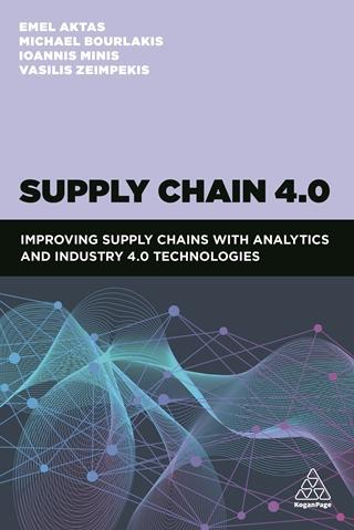 Professor Emel Aktas is medeauteur van het boek 'Supply Chain 4.0: Improving Supply Chains with Analytics and Industry 4.0 Technologies'.