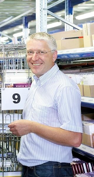 Holger Michael, Operations Manager EUROTAPE