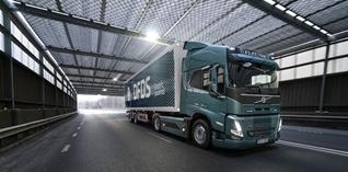 DFDS en Volvo Trucks werken samen aan elektrische transporten