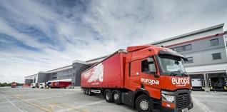 Transuniverse Forwarding heeft met Europa Road een nieuwe partner in Engeland
